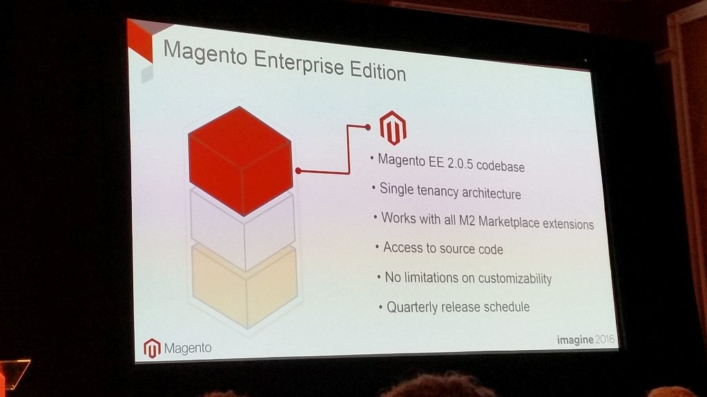 Magento-Enterprise-Cloud-Edition Customizing