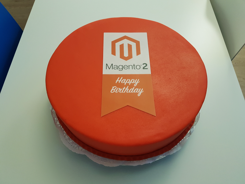 Happy Birthday Magento 2