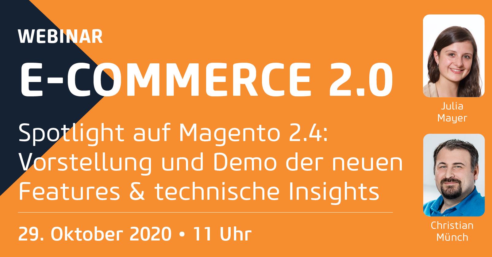 Webinar Magento 2.4