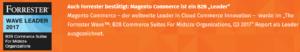 Magento B2B Edition von Forrester als Leader bezeichnet