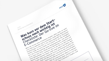 Checkliste E-Commerce Projekt Golive