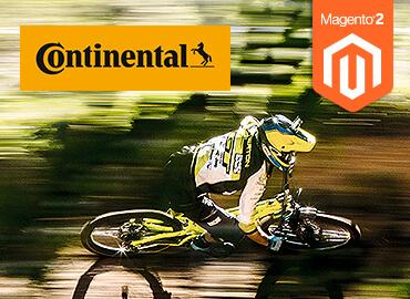 Continental Referenz Magento 2