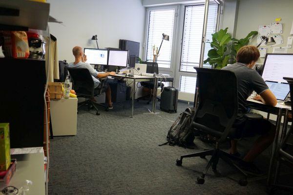 Stuttgart Büro netz98