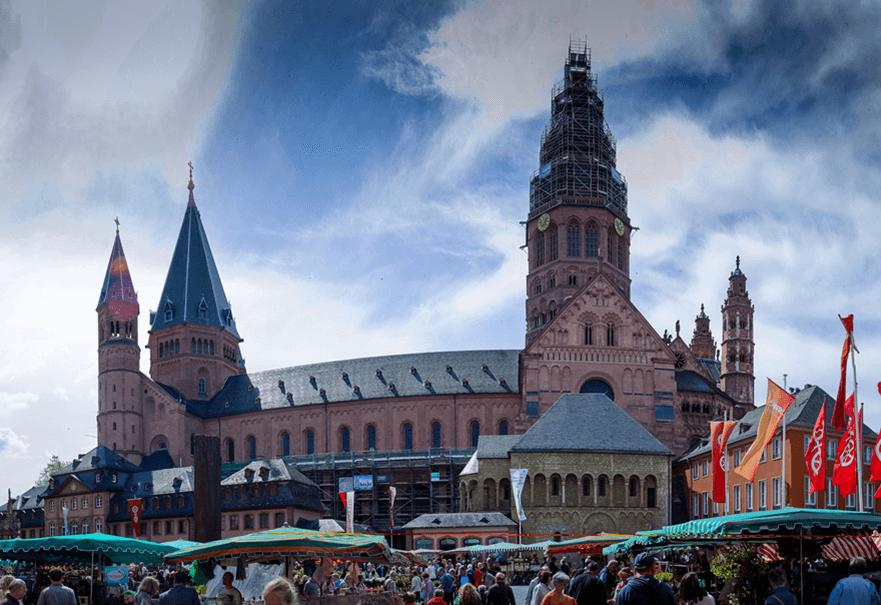 Dom und Markt Mainz