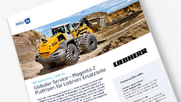 Download Success Story Liebherr B2B