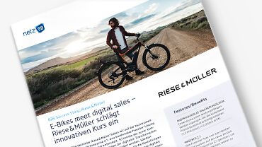 Download Success Story Riese & Müller