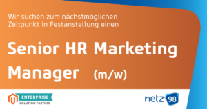 Senior HR Marketing Manager
