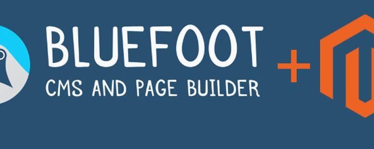 Magento Bluefoot CMS