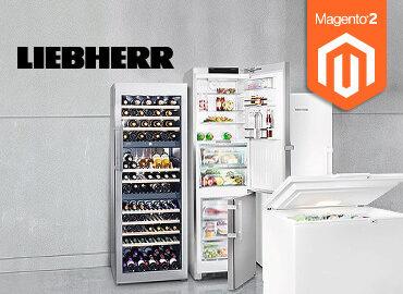 Referenzen Kachel Liebherr B2C