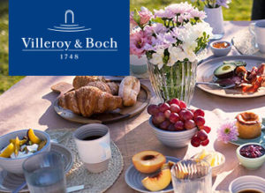 Referenzen Kachel Villeroy & Boch Tischkultur