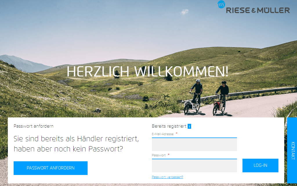 Riese & Müller Referenzen Screenshot 1
