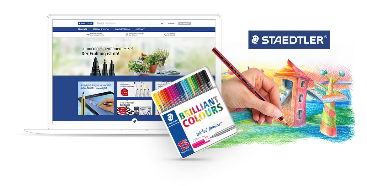 Staedtler Screen