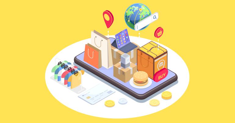 Teaserbild M-Commerce