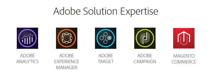 Adobe Solution Expertise