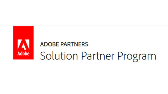 Adobe Solution Partner Program Logo (Bild: Adobe)