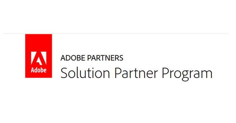 Adobe Solution Partner Program Logo (Bild: Adobe)