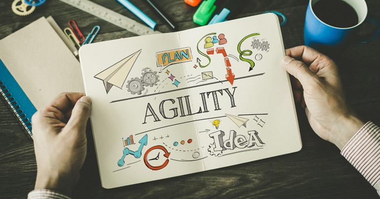 Agile Teamwork (Bild: iStock)