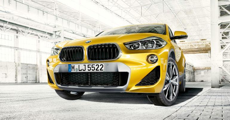 BMW bei Snapchat (Bild: BMW)