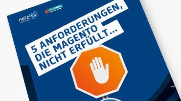 Download 5 Anforderungen, die Magento nicht erfüllt