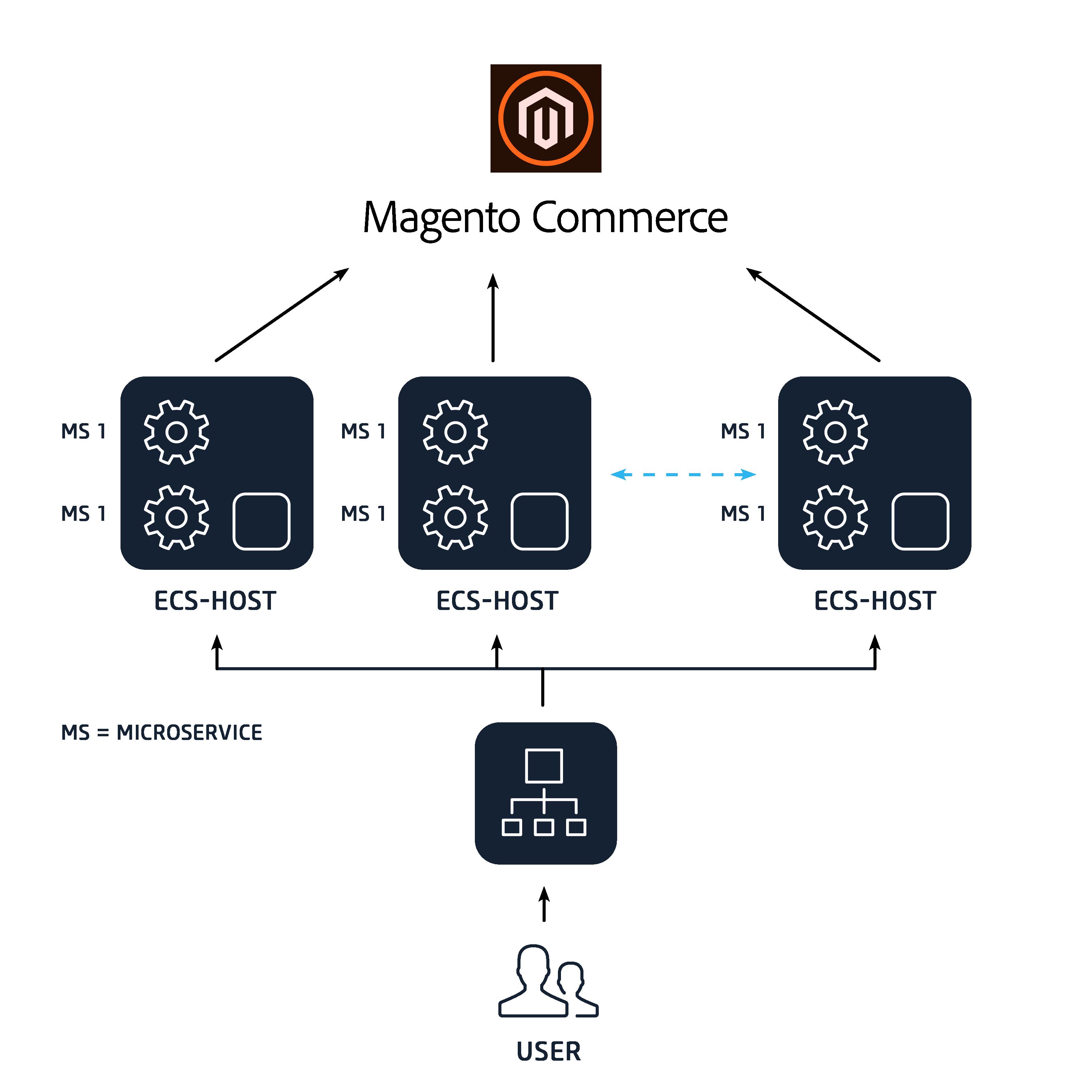 Grafik Amazon ECS
