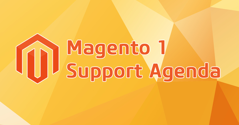 magento 1 support