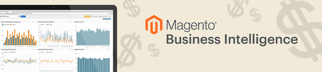 Magento business intelligence