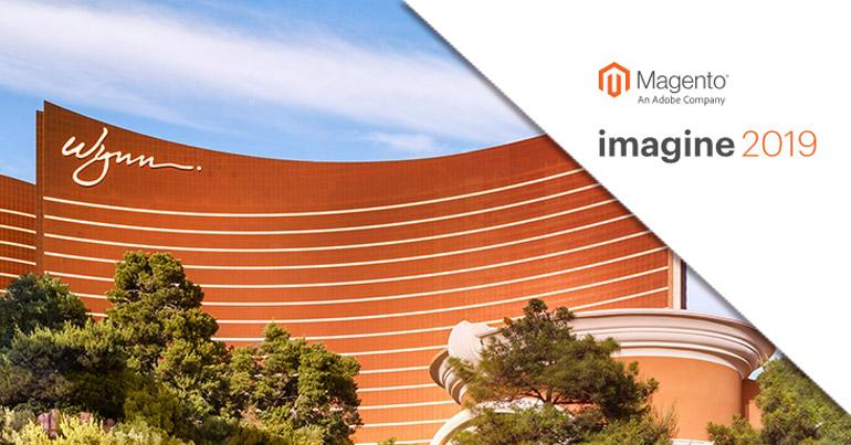 Magento Imagine 2019 in Las Vegas (Bild: Wynn, Magento / Montage: netz98)