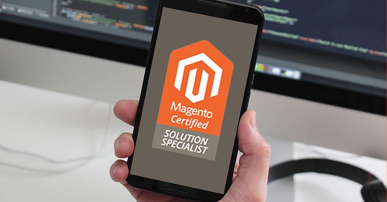 Magento Solution Specialist (Bild: Mockdrop / Magento)