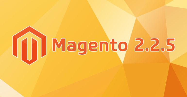 Magento 2.2.5 Teaser