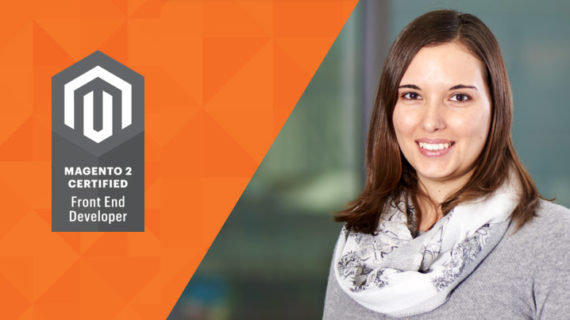 Magento 2 Certified Front End Developer Maria Kern