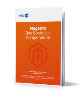 netz98 Magento Business Kompendium 3D