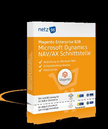 Magento Microsoft Dynamics NAV