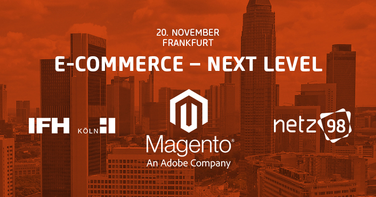 netz98 News Magento Roadshow 2018