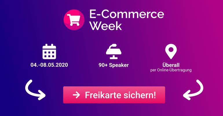 News E-Commerce Week
