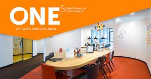 ONE5 Mehr Power im E-Commerce