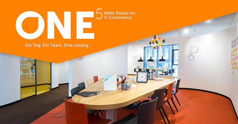 ONE5 Mehr Power im E-Commerce