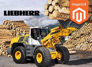 Liebherr netz98 Magento Referenzen
