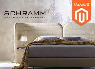 Schramm netz98 Magento Referenzen