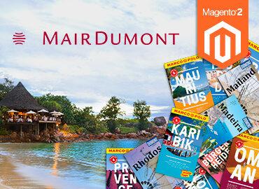 Mairdumont Kachel - Magento 2 Referenz