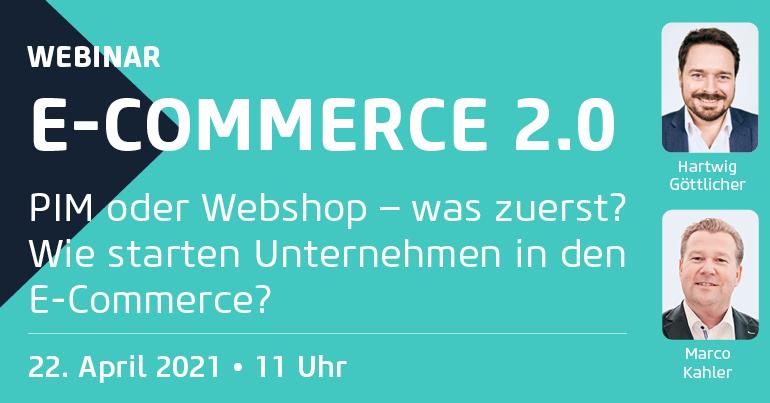 netz98 Webinar PIM oder Webshop - was zuerst
