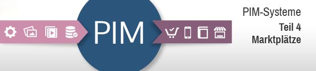 PIM und Marktplätze
