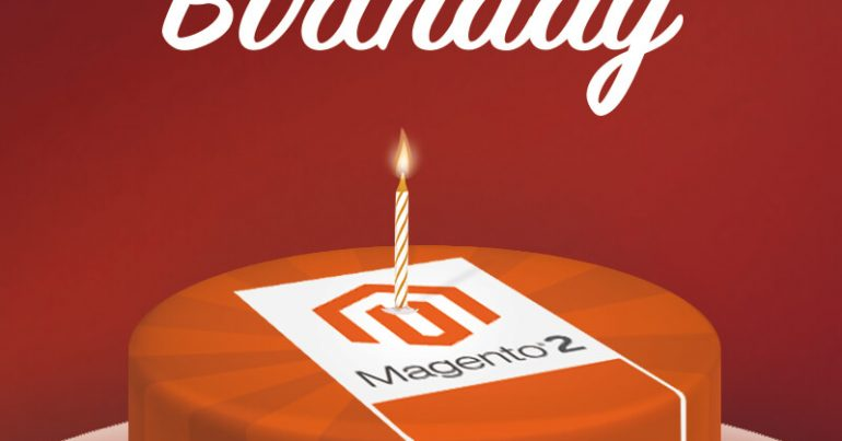 Magento 2 birthday