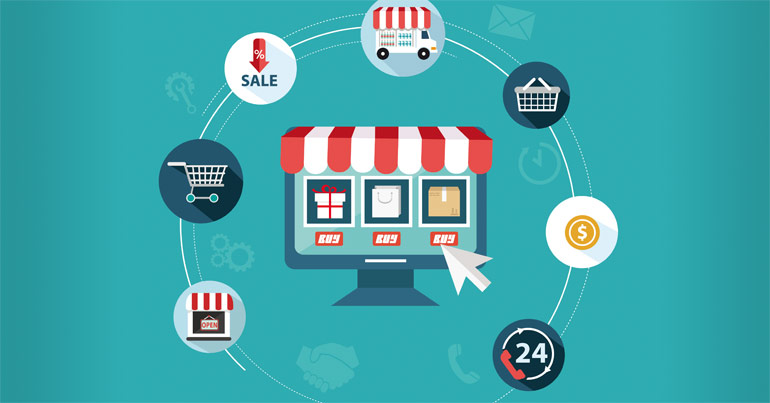 Onlineeshop E-Commerce (Bild: Freepik)