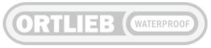 ORTLIEB Logo grau