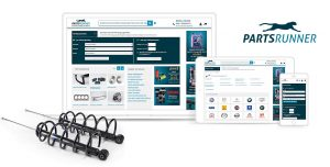 Partsrunner Magento Automotive Referenzen Screen