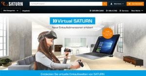 Saturn VR (Bild: Saturn)