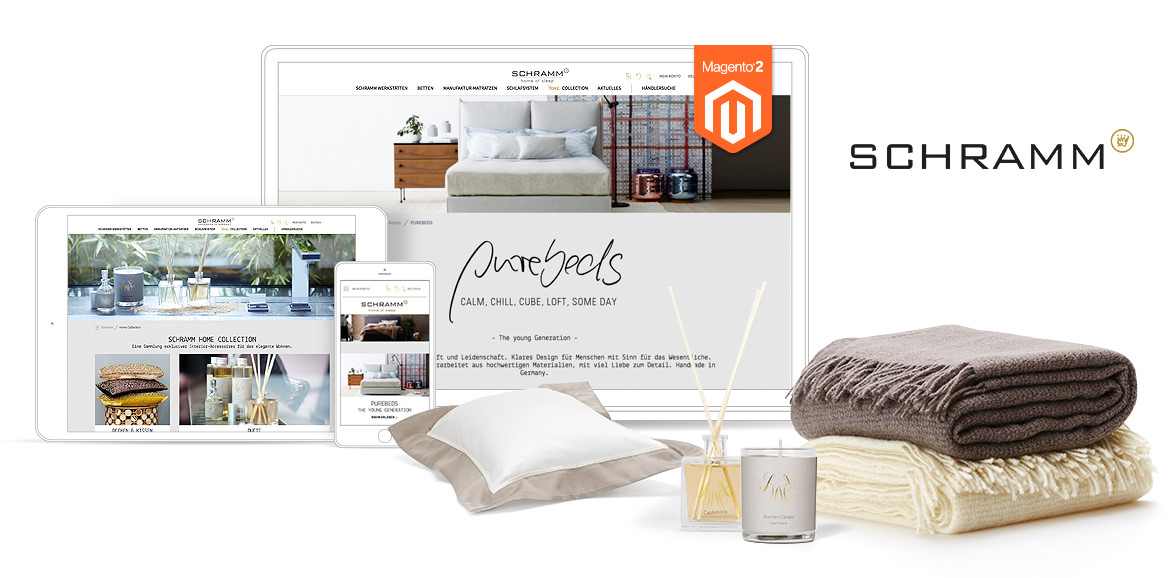 schramm werkst tten content commerce mit magento. Black Bedroom Furniture Sets. Home Design Ideas