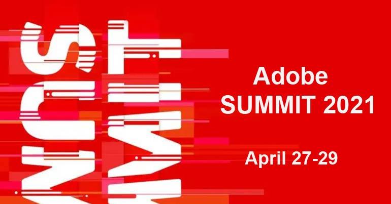 Teaserbild Adobe Summit