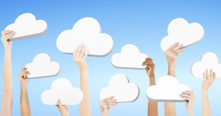 Teaserbild Clouds immer beliebter