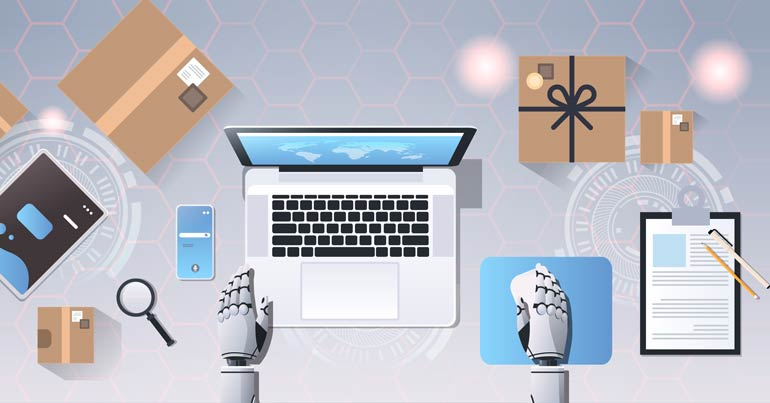 Teaserbild KI im E-Commerce